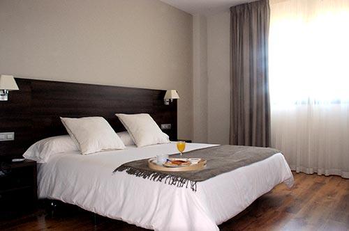 habitacion superior con desayuno hotel pago del olivo
