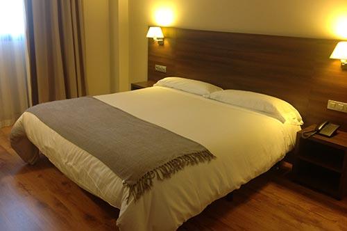 habitacion superior hotel pago del olivo